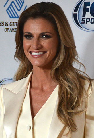 Erin Andrews - Andrews in November 2014
