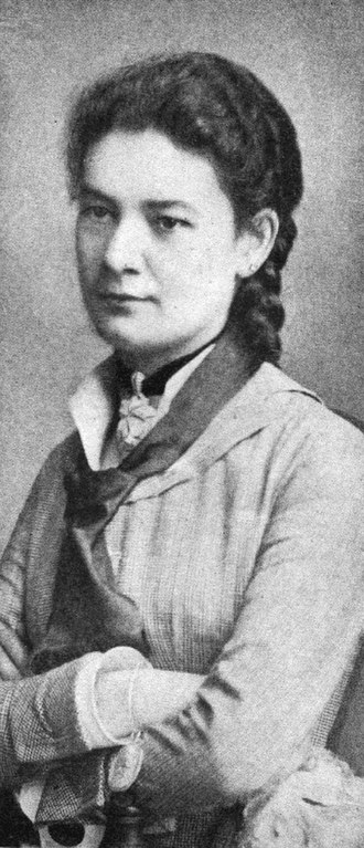 Ernestine Schumann-Heink - Ernestine Schumann-Heink as a young woman