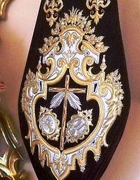 Escudo de la Hermandad de la Milagrosa.JPG