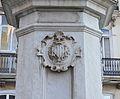 Escut de València al monument al pintor Ribera, València.JPG