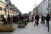 Esplanade Nathalie-Sarraute, Paris 6 March 2015.jpg