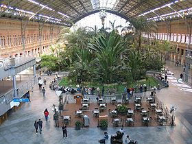 Image illustrative de l'article Gare de Madrid-Atocha