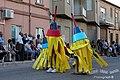 Este año son dos pares de fregonas las que abren la Feria y Fiestas 2012 de Casas Ibáñez - Ingeniosos, económicos y admirables trajes - panoramio.jpg