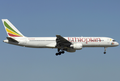 Ethiopian Airlines Boeing 757-200 ET-AKE FCO 2007-6-27.png