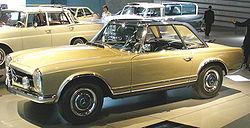 Eugen-Boehringer-W113-230SL- roadster-1963
