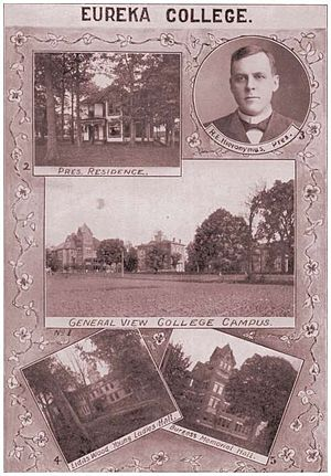 Eureka College - Eureka College in 1904