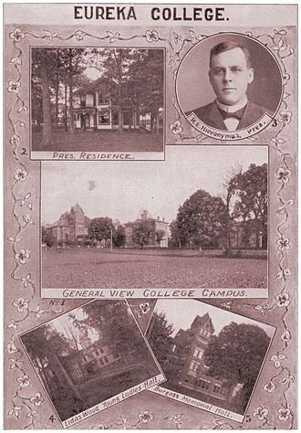 Eureka College - Eureka College in 1904