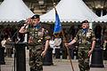 Eurocorps Strasbourg passage de commandement 28 juin 2013 23.jpg
