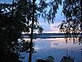 Evening view to lake - panoramio.jpg