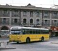 Ex-Schaffhausen trolleybus 203 in Valparaíso.jpg