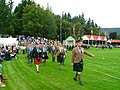 Ex Gordon Highlanders march at Braemar 2005. - panoramio.jpg