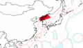 Exclusive economic zone of North Korea.png