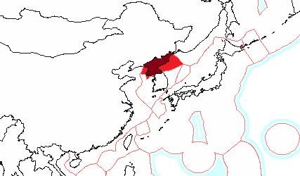 Exclusive economic zone of North Korea