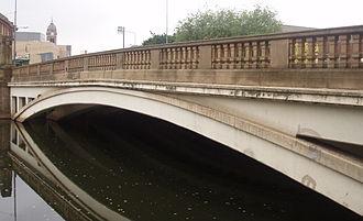 Charles Herbert Aslin - Image: Exeter Bridge
