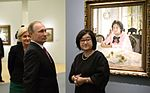 Exhibition devoted to the 150-th anniversary of Valentin Serov 09.jpg