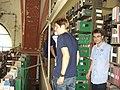 Exkurze wikipedistů v Červeném kostele 13.jpg