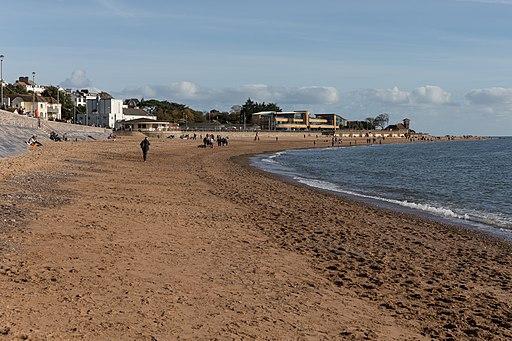 Exmouth - main beach 20151025 01