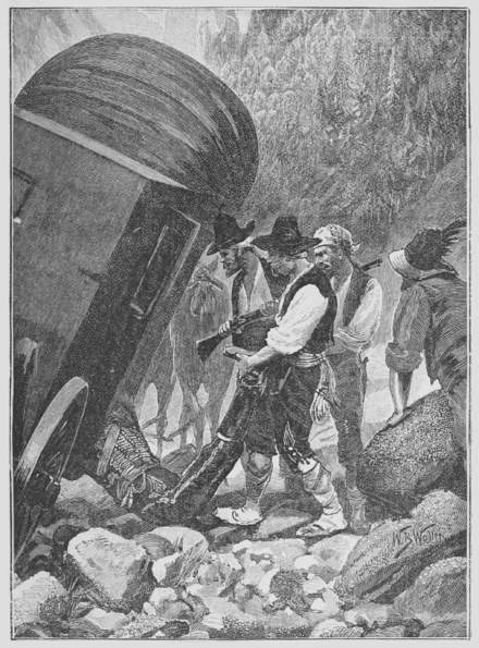 Exploits of Brigadier Gerard, plate page 119.png