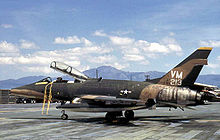 North American F-100 Super Sabre - Wikipedia