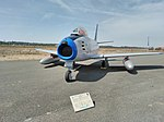 F86 Sabre on exhibition in Monte Real Open Day.jpg