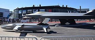 Future Combat Air System French-German sixth-generation jet fighter project