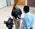 FEMA - 37616 - FEMA PIO being interviewed.jpg