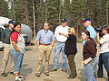 FEMA - 41840 - State, Local, and Federal Partners Discuss Damages.jpg
