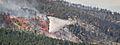 FEMA - 45353 - Aerial of the Reservoir Road Fire in Colorado.jpg