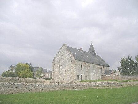 Église Saint-Blaise de Clermont-les-Fermes