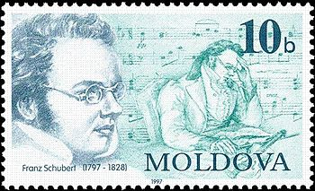 English: Franz Schubert