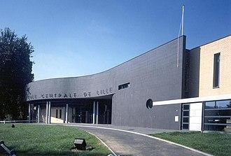 École centrale de Lille - École Centrale de Lille - Administration hall