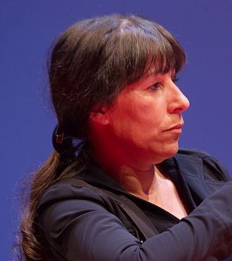 Fadela Amara - At the 2008 Libération Forum in Grenoble