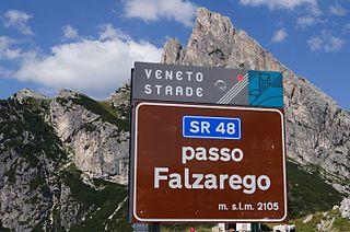 Falzarego Pass