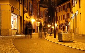 Giubiasco - Image: Fantasmi Giubiasco
