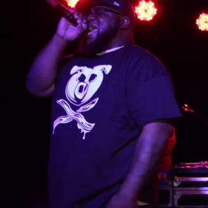 Fatt Father - Fatt Father performing live at The Stache in Grand Rapids, Michigan June 2, 2016