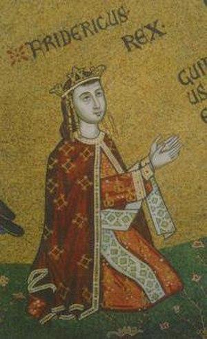 Frederick III of Sicily - Image: Federico III