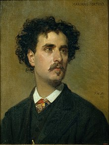 Federico de Madrazo - Portrait of Marià Fortuny - Google Art Project.jpg