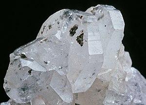 Phenakite - Phenakite crystals