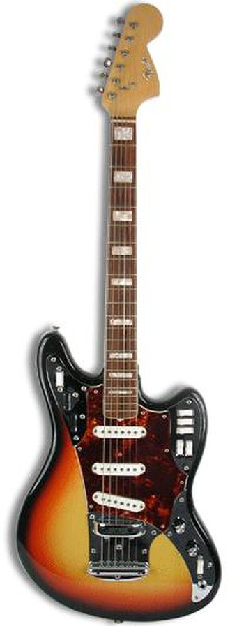 Fender Marauder - Image: Fender Marauder