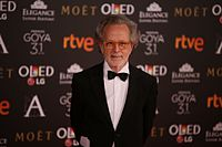 Fernando Colomo en los Premios Goya 2017.jpg
