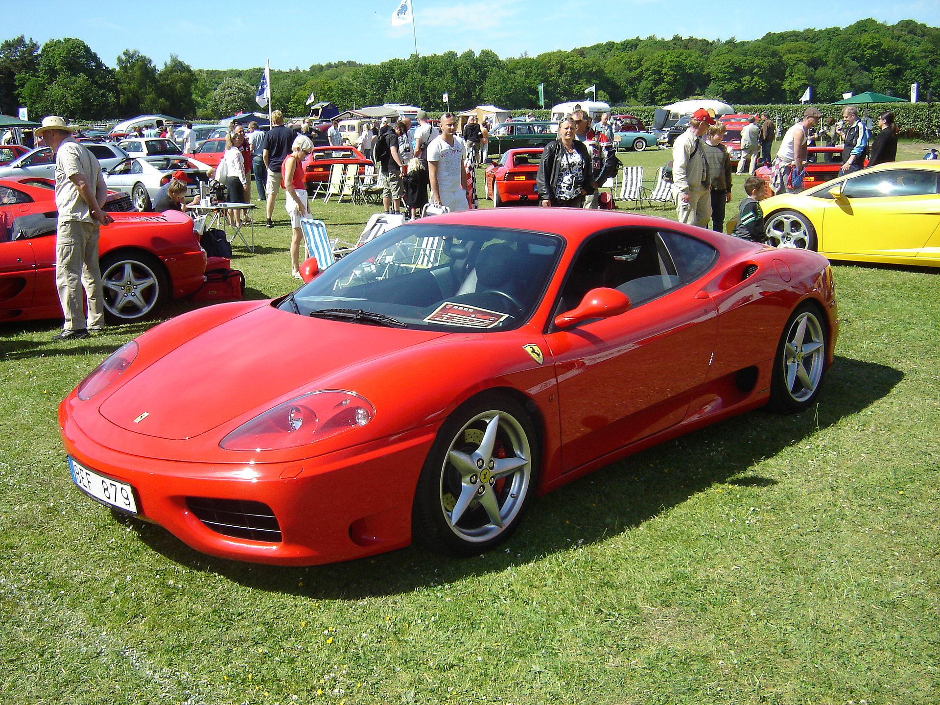Ferrari 360 Wikipedia