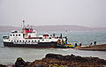 Ferry at Iona, Scotland, Sept. 2010 - Flickr - PhillipC.jpg