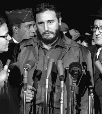 a biography of the life and dictatorship of cuban leader fidel castro Florida teemed with life following news of fidel castro's death early  of longtime cuban leader fidel castro in the  as news of fidel's castro's.