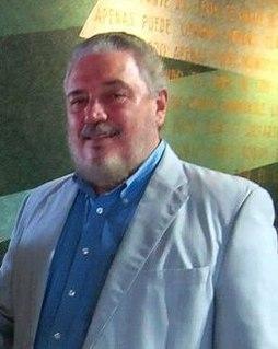 Fidel Castro Díaz-Balart first son of the Cuban leader Fidel Castro