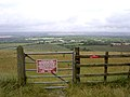 Field access for hang-gliders, Gallows Down - geograph.org.uk - 30269.jpg