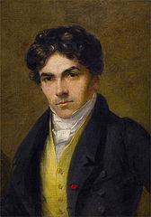 Portrait d'Eugène Delacroix