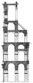 Fig 03 -Sec part of Flavian amphitheatre.png