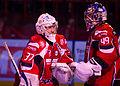 Finale de la coupe de France de Hockey sur glace 2013 - 009 - Gardiens des Ducs d'Angers.jpg