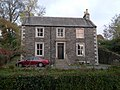 Fine stone house at Minnigaff, Newton Stewart, Galloway - geograph.org.uk - 1592603.jpg