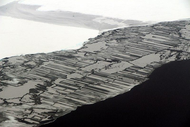 File:Finger rafting Weddell Sea.jpeg